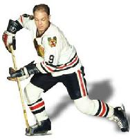 "Bobby Hull mentioned in Frank Lamphere's song ""Chicago is for Me"""