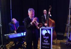 """The"" Chicago Jazz Trio for corporate and private entertainment. The absolute best jazz instrumentalists in the Midwest"