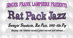 Rat Pack style singer Frank Lamphere keeping this timeless musical genre current and relevant. Worldwide