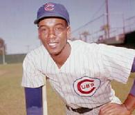 "Ernie Banks mentioned in Frank Lamphere's song ""Chicago is for Me"""