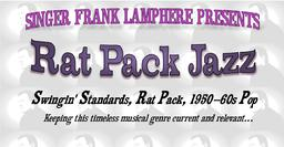 Rat Pack style singer Frank Lamphere keeping this timeless musical genre current and relevant. Milwaukee and the rest of the world.